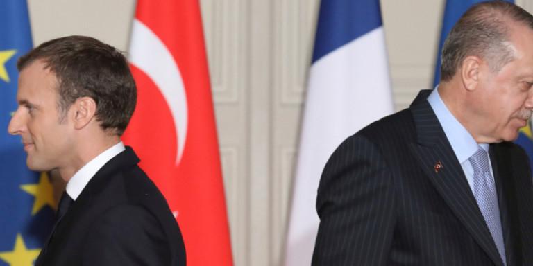 Να γιατί «τα έχει πάρει» ο Μακρόν με τον Ερντογάν – Οι επεκτατικές βλέψεις της Τουρκίας και η κόντρα με τη Γαλλία!