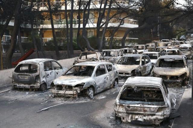 Σε επιφυλακή για πυρκαγιές με νωπή την τραγωδία στο Μάτι! Είμαστε επίσημα σε αντιπυρική περίοδο – Τι πρέπει να προσέχουμε