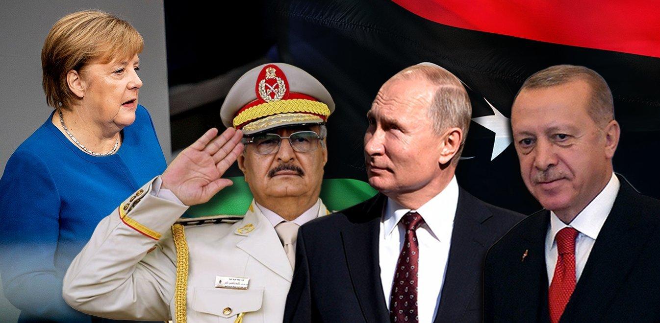 Διάσκεψη Βερολίνου για τη Λιβύη: Απόσυρση όλων από τη χώρα ορίζει το προσχέδιο!