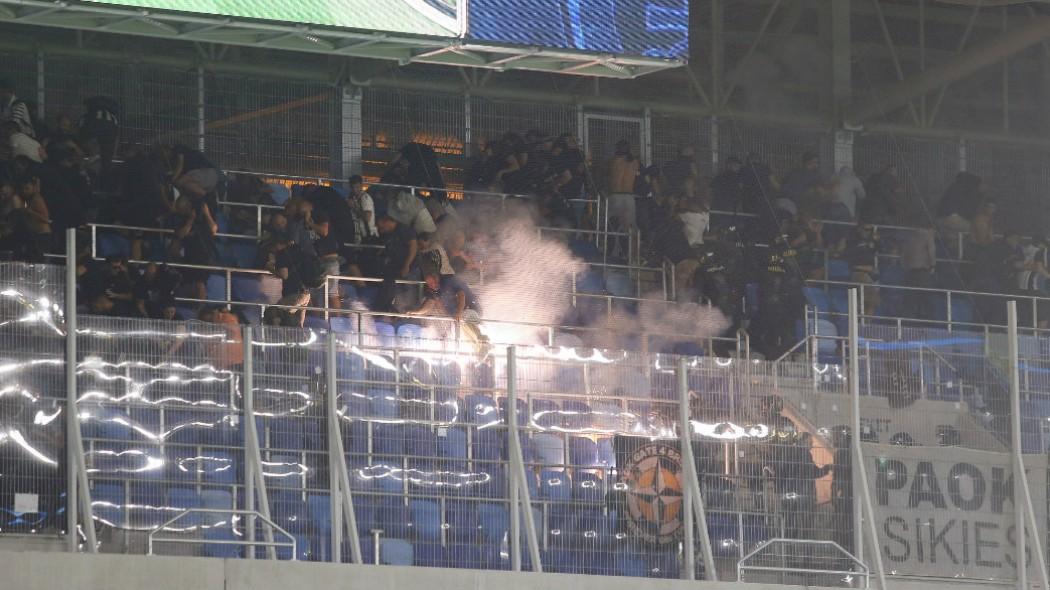 Έξαλλοι στον ΠΑΟΚ με Σλόβαν και σλοβακική αστυνομία, προχωρούν σε καταγγελία στην UEFA!
