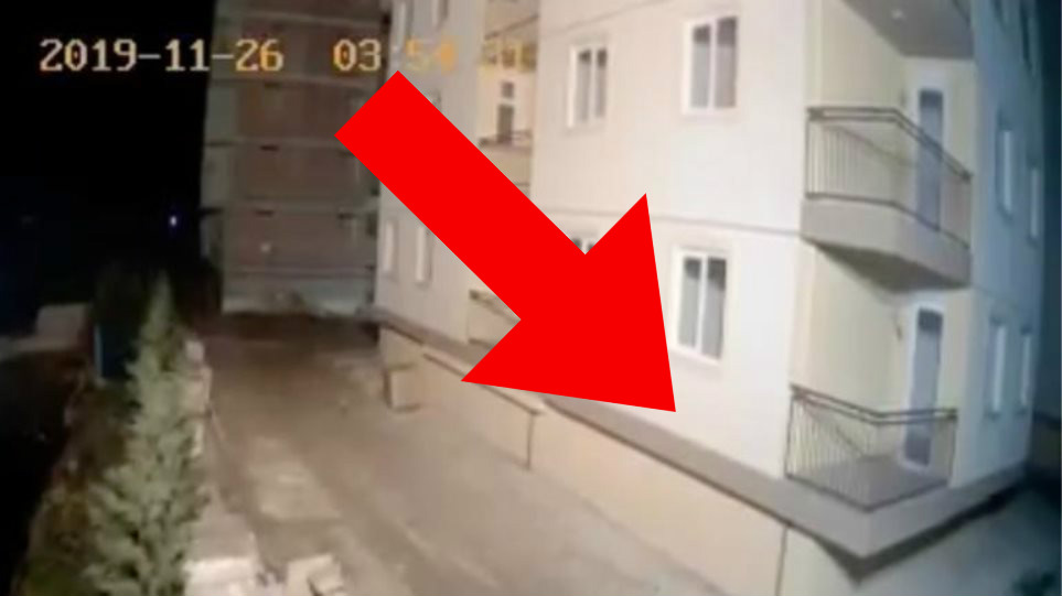 Aυτό που δεν παρατήρησε κανείς πριν αρχίζει να τρέμει η Αλβανία από τον σεισμό! (ΒΙΝΤΕΟ)