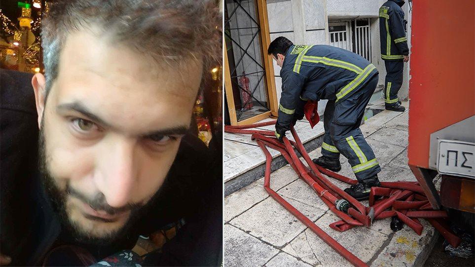 Τραγωδία στην Πάτρα: 29χρονος κάηκε ζωντανός στο σπίτι του – Δεν κατάφερε να ανοίξει τα ηλεκτρικά παντζούρια! (ΦΩΤΟ)