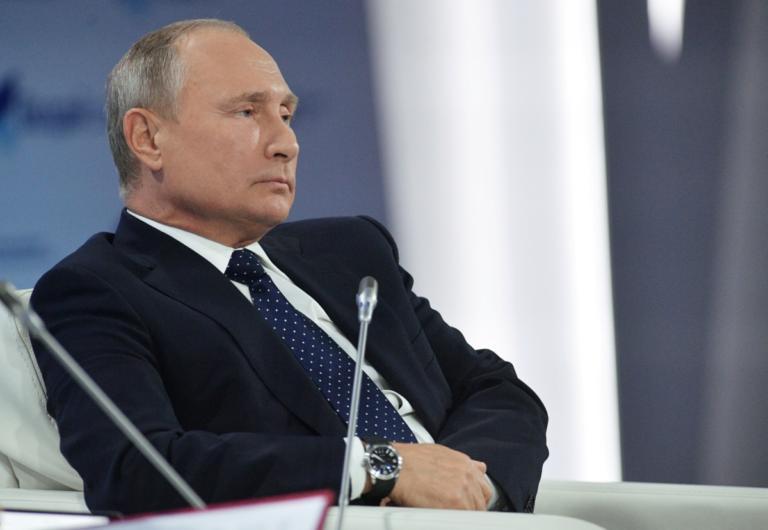 Τα είπε έξω από τα δόντια ο Πούτιν στους G20: «Ο ΠΟΛΕΜΟΣ συνεχίζεται»…