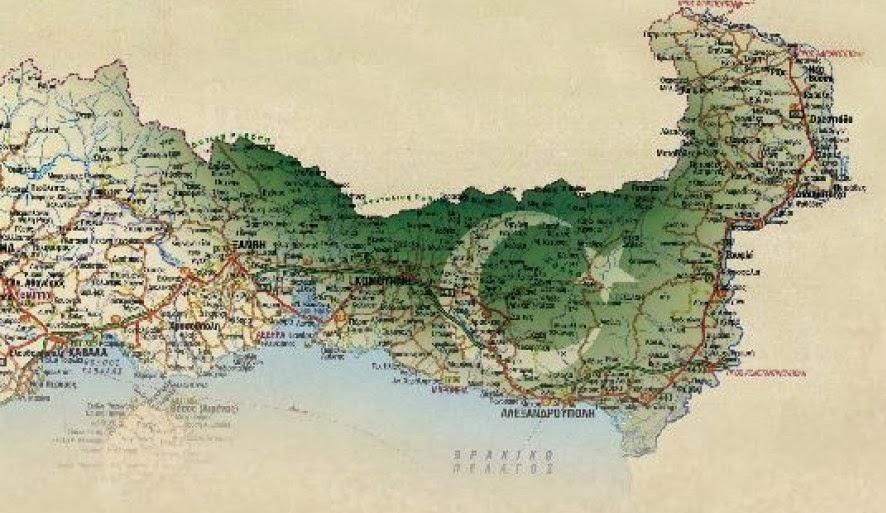 Τα παιχνίδια της Τουρκίας στη Θράκη και η Αθήνα! (ΦΩΤΟ)