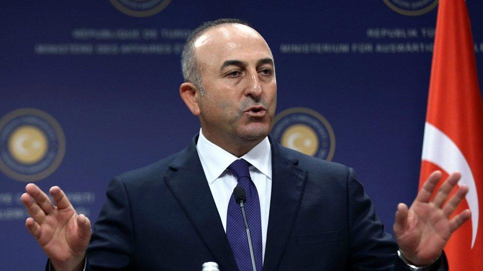 Θέμα «τουρκικής» μειονότητας θα θέσει στην Αθήνα ο Τσαβούσογλου