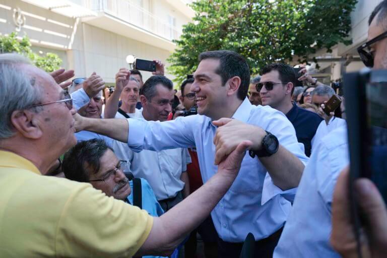 Εκλογές 2019 – Τσίπρας από Χάλκη: Καταργείται ο ΕΝΦΙΑ για νησιά κάτω των 1.000 κατοίκων