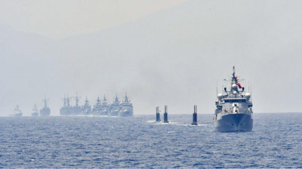 Προκαλεί και πάλι η Τουρκία: Βγάζει 87 πλοία σε Αιγαίο και Μεσόγειο για την άσκηση «Γαλάζια Πατρίδα»