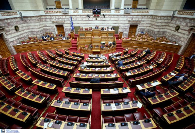 """Η τελευταία…. πράξη της Βουλής! Πέρασε το ΑΦΟΡΟΛΟΓΗΤΟ μόνο με τις ψήφους του ΣΥΡΙΖΑ! """"Παρών"""" από Ποτάμι και ΚΚΕ, απουσίασαν τα άλλα κόμματα!"""