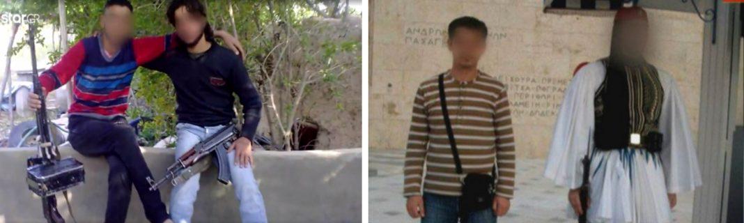 Ανησυχία για τον τρομοκράτη του ISIS (δεν είναι ο μόνος) που «μπαινοβγαίνει» στην Ελλάδα και ποζάρει στη Βουλή! (ΦΩΤΟ)