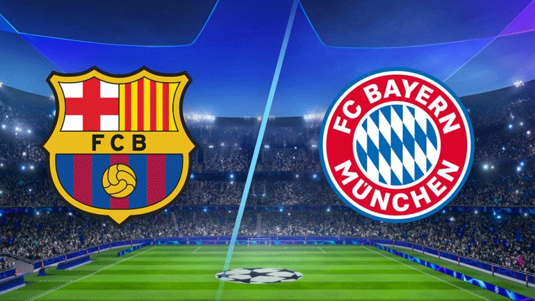 Champions League: «Τιτανομαχία» Μπαρτσελόνα-Μπάγερν Μονάχου για μία θέση στα ημιτελικά