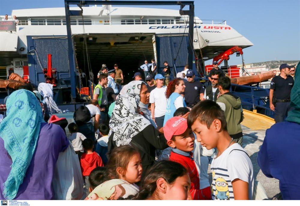 """""""ΕΛΥΣΑΝ""""  το πρόβλημα τα Σαΐνια της κυβέρνησης! """"Μπάτε σκύλοι αλέστε!"""" – Φόβοι για νέα «Ειδομένη» στο Κιλκίς – Μεταφέρονται μετανάστες από την Λέσβο- Κίνδυνος λειψυδρίας!"""