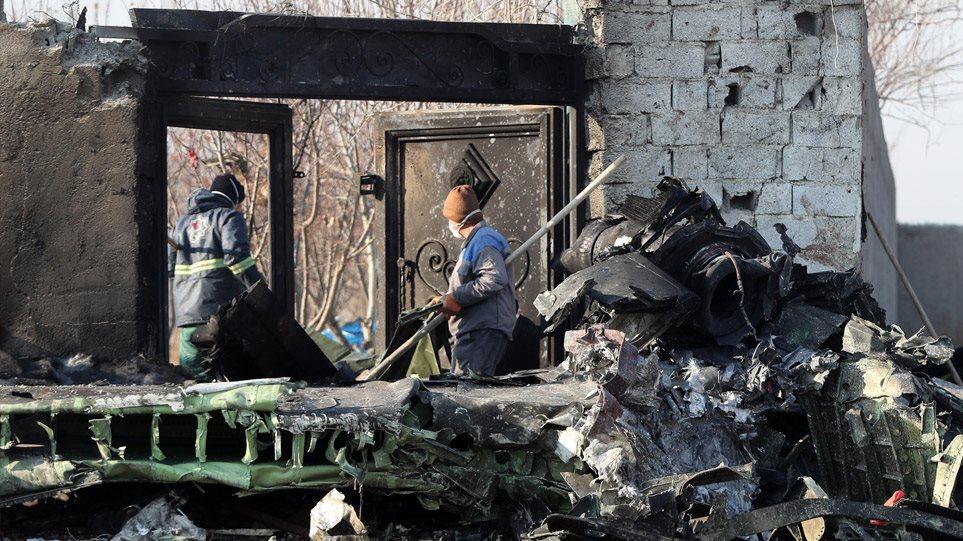 Τραγωδία με συντριβή Boeing 737 στο Ιράν: Καμία αναφορά σε μηχανική βλάβη από τους Ουκρανούς! (ΒΙΝΤΕΟ)