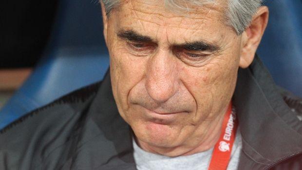 Άγγελος Αναστασιάδης: ΤΕΛΟΣ από την Εθνική ομάδα!