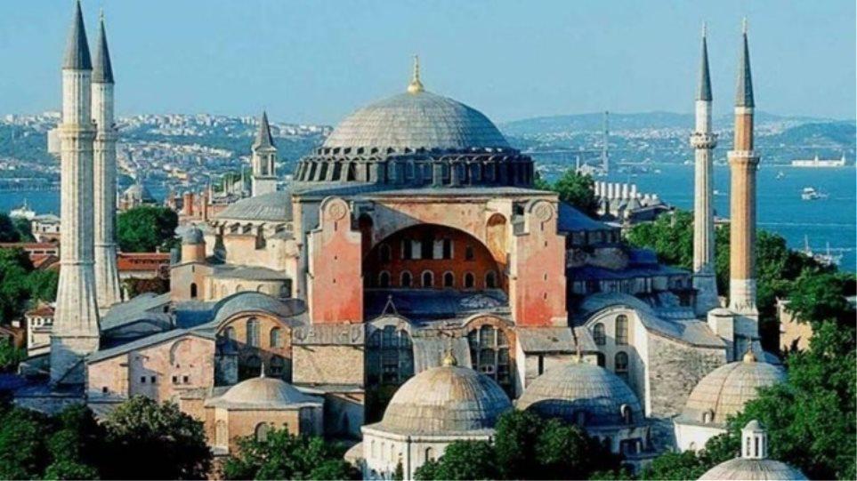 Bild: Ο Ερντογάν θέλει να κάνει κήρυγμα στην Αγία Σοφία!