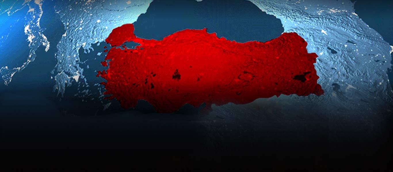 Η Άγκυρα άρχισε να κυκλοφορεί χάρτες με την δυτική Θράκη την Λέσβο, την Χίο και την Σάμο υπό τουρκική κατοχή!