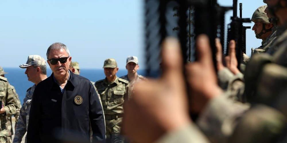 Απειλεί με νέα εισβολή ο Ακάρ από το Γιαβούζ: Θα ξανακάνουμε αυτό που πρέπει στην Κύπρο αν χρειαστεί!