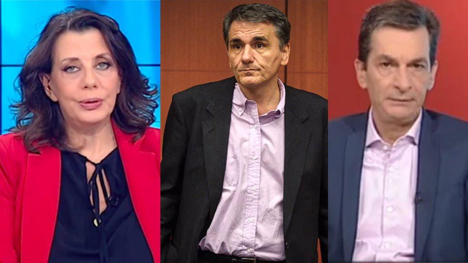 Στα… κάγκελα Ακριβοπούλου και Καψώχας για τον Τσακαλώτο: Απροκάλυπτη και χολερική η κριτική του! (ΒΙΝΤΕΟ)