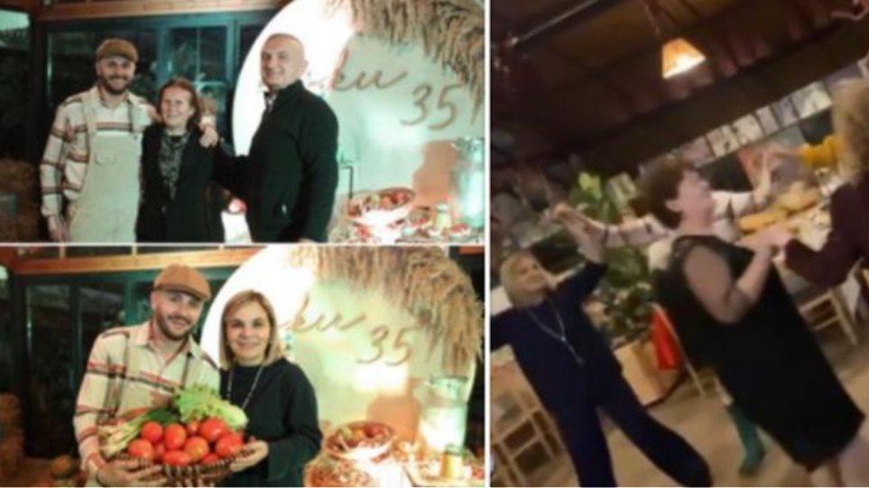 Μετά το… κορωνοπάρτι η σύζυγος του Αλβανού προέδρου αρνείται ότι υπάρχει κορωνοϊός!
