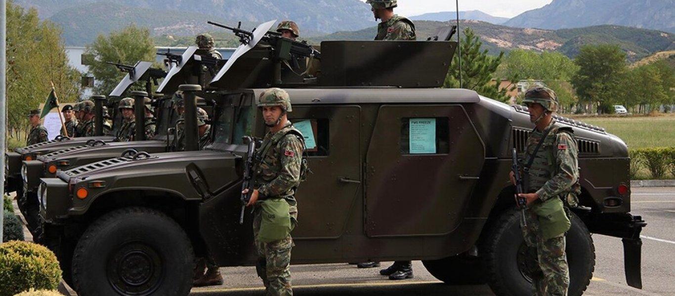 Η Αλβανία επέβαλε στρατιωτικό νόμο και μεταφέρει ταυτόχρονα χιλιάδες μουσουλμάνους μετανάστες στην Β.Ήπειρο!