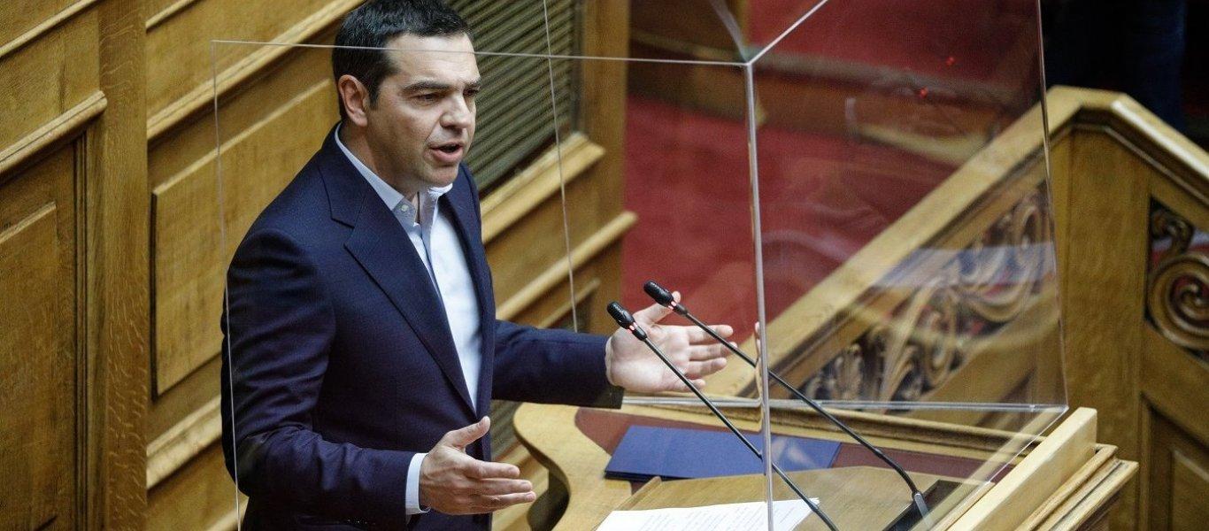 Α.Τσίπρας: «Μονόδρομος η επέκταση στα 12 ναυτικά μίλια στα νησιά μας σε Αν.Μεσόγειο και Κρήτη»