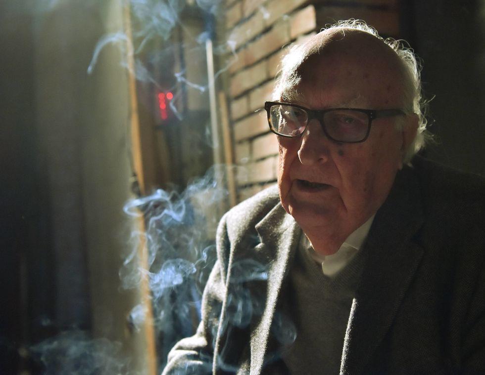 Andrea Camilleri: Πέθανε ο συγγραφέας, δημιουργός του επιθεωρητή Montalbano (ΦΩΤΟ)