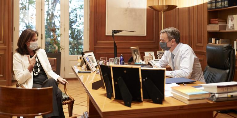 Εκπληξη από Μητσοτάκη: Προτείνει την Αννα Διαμαντοπούλου για γγ του ΟΟΣΑ!