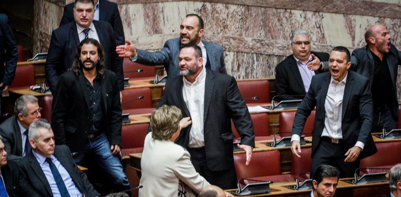 Χρυσή Αυγή:  EΠΙΣΗΜΟ! Συγκεντρώνει 2,9% και μένει εκτός της νέας Βουλής (vid)