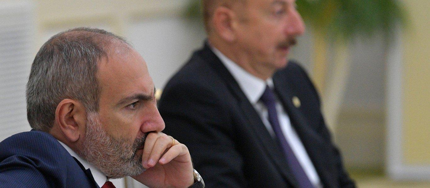 Αυτή είναι η συμφωνία κατάπαυσης του πυρός στο Αρτσάχ: Οι ρωσικές δυνάμεις θα λάβουν τις θέσεις των Αρμενίων!