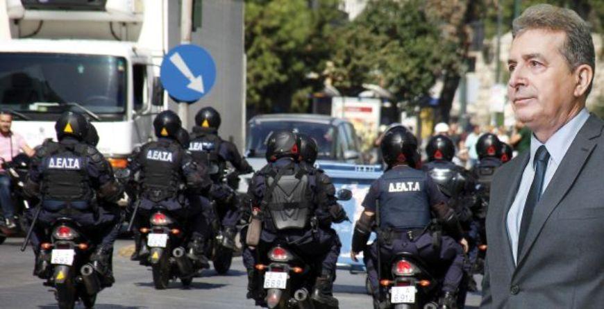 Μιχάλης Χρυσοχοΐδης: Ξετρυπώνει αστυνομικούς από «παράξενες» υπηρεσίες – «Ανακαλύφθηκαν», Τµήµα Συνεργείου Κτιρίων και Τµήµα Προστασίας Οικονοµίας!