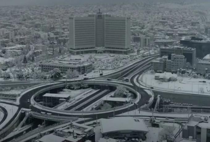 Καιρός: Η χιονισμένη Αθήνα από ψηλά! (ΕΚΠΛΗΚΤΙΚΟ ΒΙΝΤΕΟ)