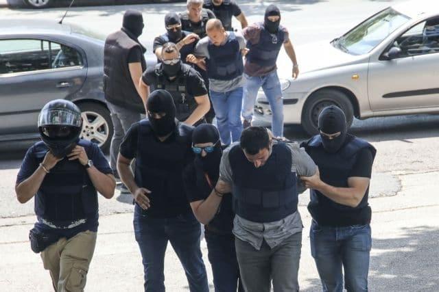 Δεν είχαν χρησιμοποιηθεί ξανά τα όπλα των ληστών στο ΑΧΕΠΑ της Θεσσαλονίκης!