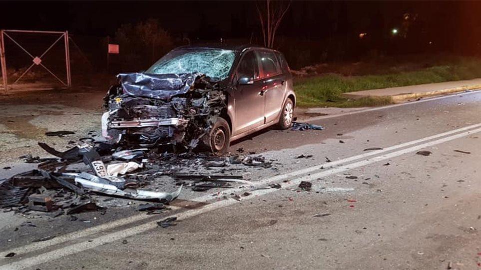 Τραγωδία στην Κηφισιά: Ξαδέλφια 22 και 21 ετών τα θύματα του φρικτού τροχαίου – Εικόνες σοκ