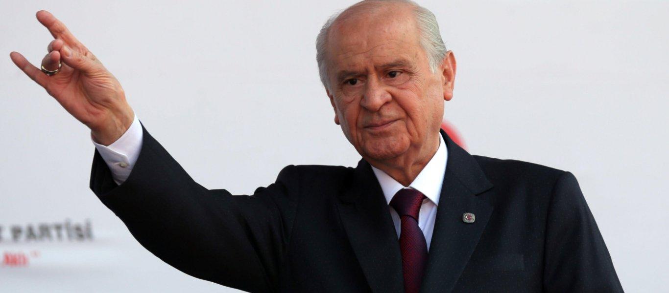 Ν.Μπαχτσελί: «Να είμαστε έτοιμοι να εισβάλουμε στην Δαμασκό»