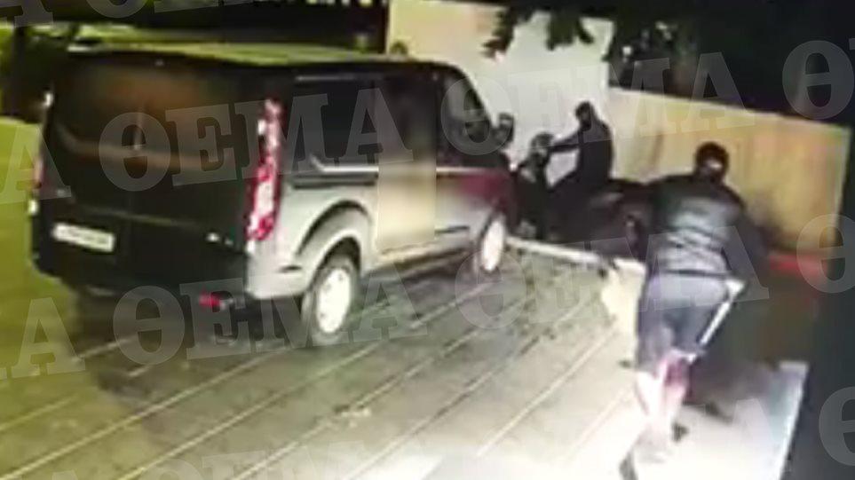 Βίντεο-ντοκουμέντο: Η στιγμή της τρομακτικής έκρηξης σε κάβα στη Βουλιαγμένη