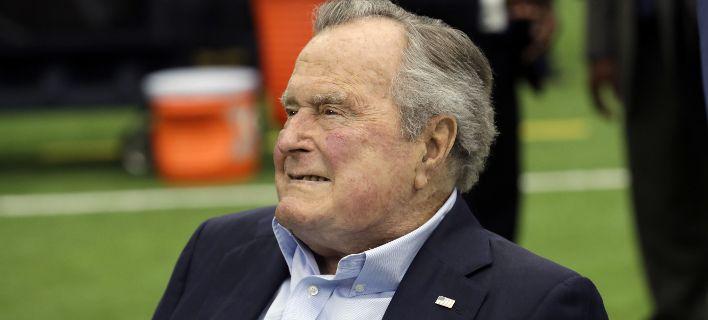 Πέθανε ο Τζορτζ Μπους -Στα 94 χρόνια του  Πηγή: Πέθανε ο Τζορτζ Μπους -Στα 94 χρόνια του