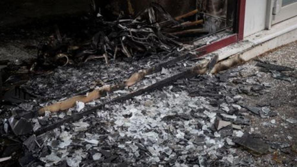 """Ανάληψη ευθύνης για τις επιθέσεις σε γραφεία της ΝΔ και τράπεζες – Oι μπατσο-συνδικαλιστές μυρηκάζουν το αφήγημα του """"άβατου των Εξαρχείων"""""""