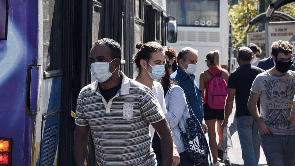 Κορωνοϊός: «Συναγερμός» σε Αττική, Κοζάνη, Ιωάννινα και Πέλλα – Υποχρεωτική μάσκα και σε εξωτερικούς χώρους με συνωστισμό!