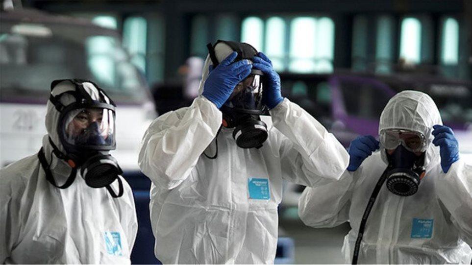 Κορωνοϊός – Γερμανία: Νέο ρεκόρ 1.188 θανάτων από Covid-19 σε 24 ώρες