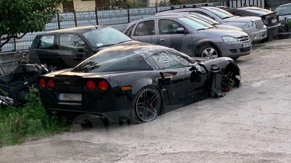 Γλυφάδα: Αυτή είναι η Corvette που έκοψε το νήμα της ζωής του 25χρονου Νάσου (ΦΩΤΟ&ΒΙΝΤΕΟ)