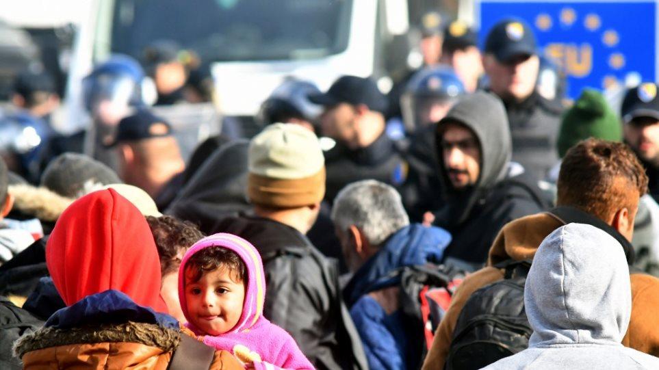 Κροάτης υπουργός Εσωτερικών: «Δεν θα γίνουμε hot spot για μετανάστες»