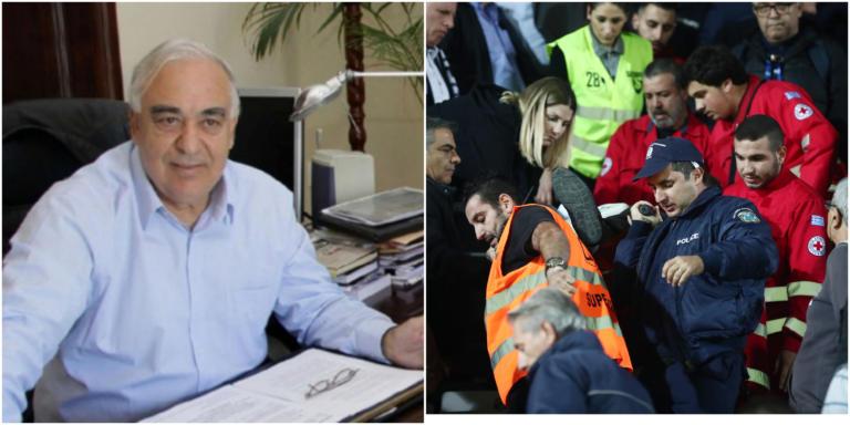 Έφυγε από τη ζωή ο πρώην βουλευτής της ΝΔ, Γιώργος Δεικτάκης – Είχε πάθει χθες ανακοπή στο γήπεδο του ΟΦΗ