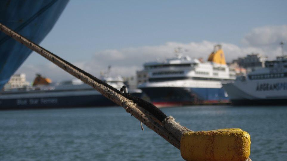 Απεργία ναυτεργατών: Δεμένα ξανά τα πλοία στα λιμάνια την Τετάρτη