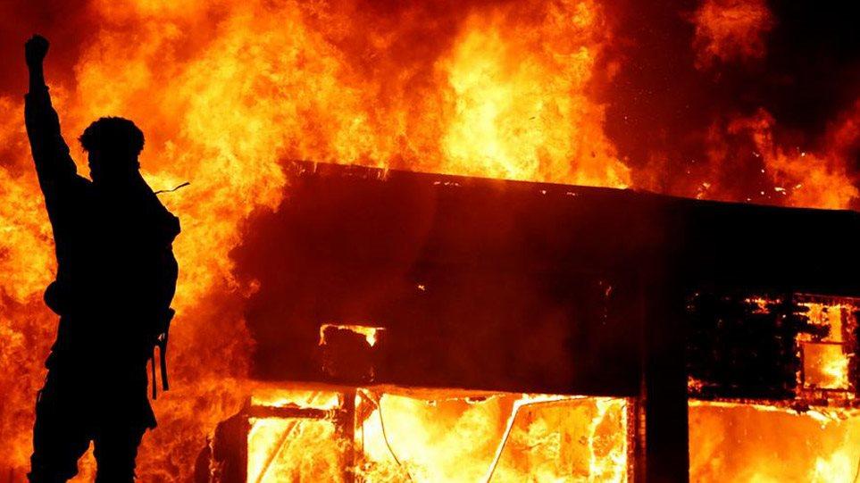 Υπόθεση Τζορτζ Φλόιντ: Δυο νεκροί σε Ντιτρόιτ και Όκλαντ από πυρά στις διαδηλώσεις (ΦΩΤΟ&ΒΙΝΤΕΟ)