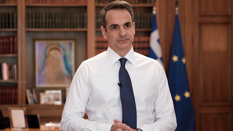 Μητσοτάκης για κορωνοϊό: Δύο δισ. ευρώ στην οικονομία – Αναστολή υποχρεώσεων προς Εφορία, Ταμεία! (ΒΙΝΤΕΟ)