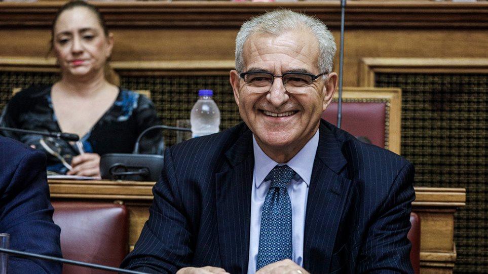 Αντώνης Διαματάρης: Παραιτήθηκε ο υφυπουργός Εξωτερικών μετά τον ΣΑΛΟ! (ΦΩΤΟ)