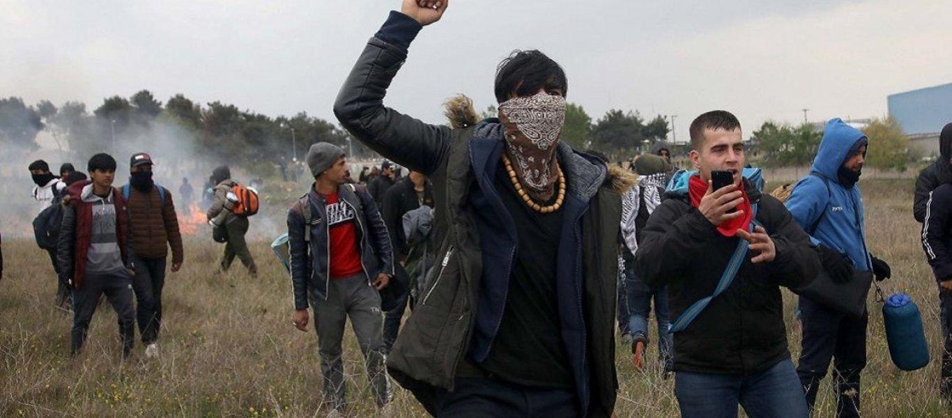 Έλληνες πεινάνε ή κοιμούνται στον δρόμο και η κυβέρνηση φροντίζει ώστε οι παράνομοι μετανάστες στα διάφορα καμπς να έχουν τροφή, στέγη και…WiFi!!!