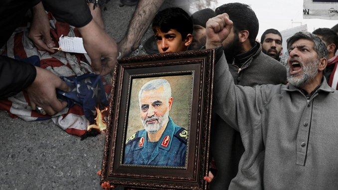 Δολοφονία Σουλεϊμανί: Πώς έγινε η επιχείρηση – «Βράζει» η Μέση Ανατολή! (BINTEO)
