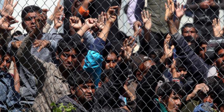 Ξεσηκωμός στη Λέσβο με τους μετανάστες! Λουκέτο βάζει ο Δήμος – «Δεν θα επιτρέψουμε νέα δομή»