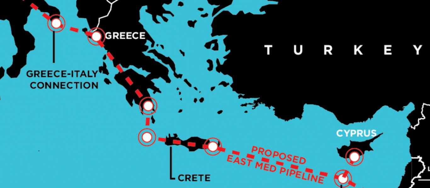 EastMed: «Θα προστατευθεί με κάθε τρόπο και μέσο από Ελλάδα και Ισραήλ» – Τι προβλέπει η συμφωνία