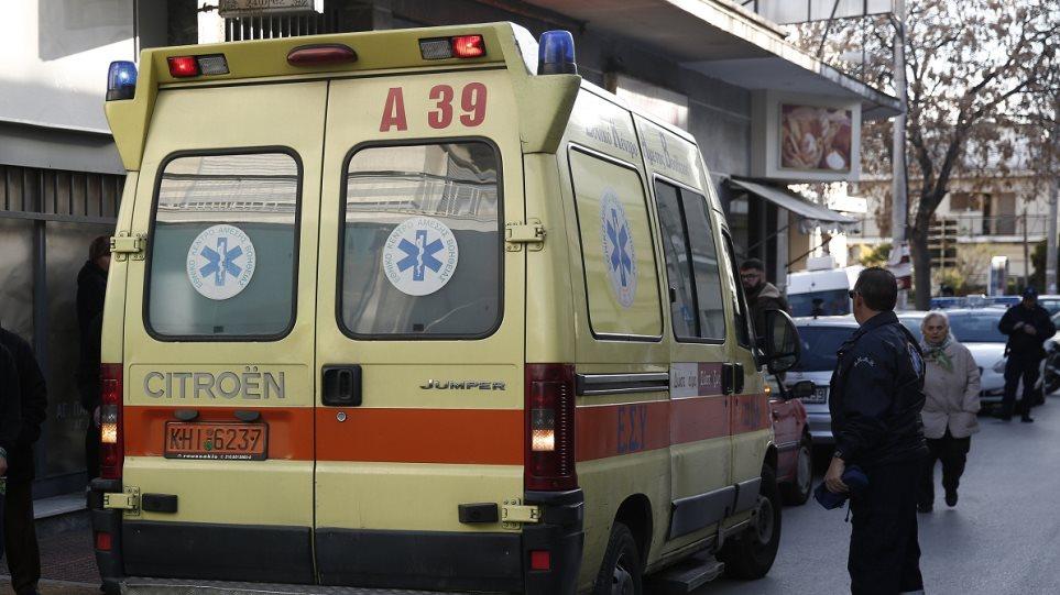 Θεσσαλονίκη: Διαρρήκτης έπεσε στο φωταγωγό πολυκατοικίας και τραυματίστηκε σοβαρά!